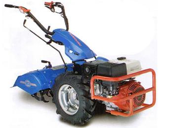 BCS Harvester 722